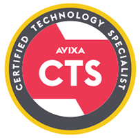 Avixa Certified Technology Specialist